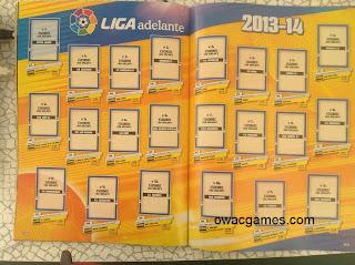Liga Este 2013-14 Páginas Escudos Segunda División