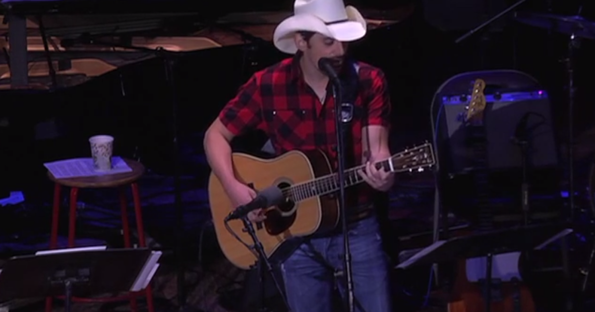 Earthly musings wayne ranney 39 s geology blog brad for How many kids does brad paisley have