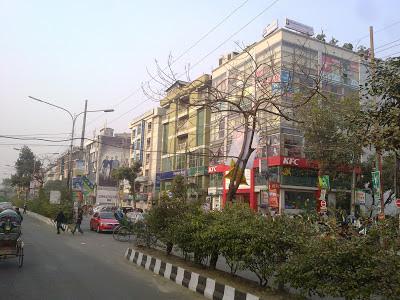 Dhanmondi, Dhaka city