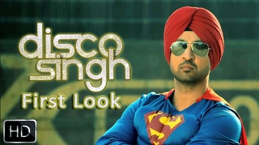 Disco Singh - Title Song (Diljit Dosanjh) HD Mp4 Video Song