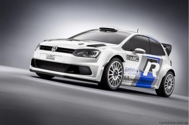 2013 Volkswagen WRC Polo