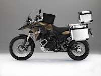 BMW F 800 GS (2013) Side 3