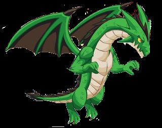 imagen del dragon sayan de social empires