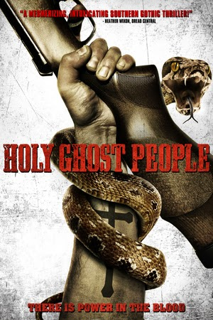 Poster Holy Ghost People 2013