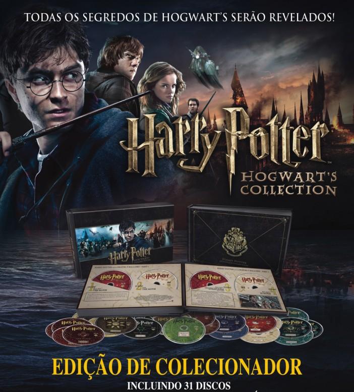 FINALMENTE! 'Harry Potter - Hogwarts Collection' em pré-venda no Brasil para novembro | Ordem da Fênix Brasileira