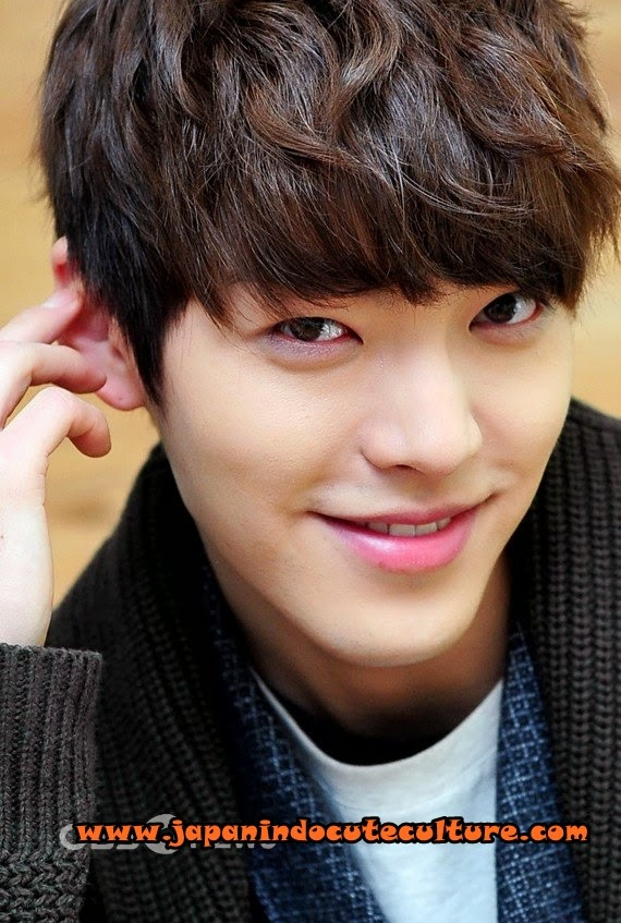 Kim Woo Bin Aktor Korea Paling Ganteng, Cakep, dan Imut