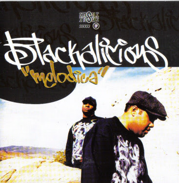 Blackalicious – Melodica EP (CD) (1994-1996 UK Reissue) (320 kbps)