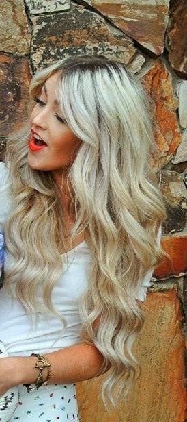 Προσωπικά αγαπώ πολύ τους πειραματισμούς στο χρώμα των μαλλιών μου 477448c4fe0