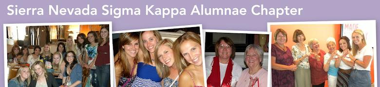 Sierra Nevada Sigma Kappa Alumnae Chapter