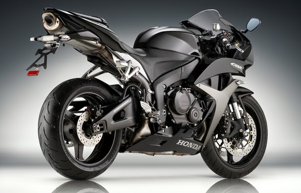 Honda CBR600RR New Motorcycles