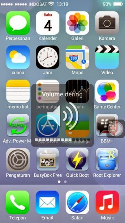 [ROM]iPhone For A26c ~ Evercoss A26c Info