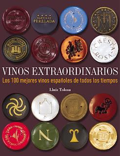 """Portada Libro """"Vinos extraordinarios"""""""