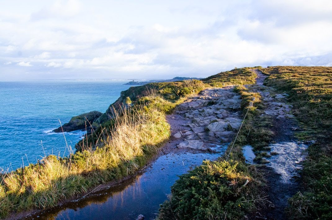 Bretagne - Cap Fréhel - randonnée