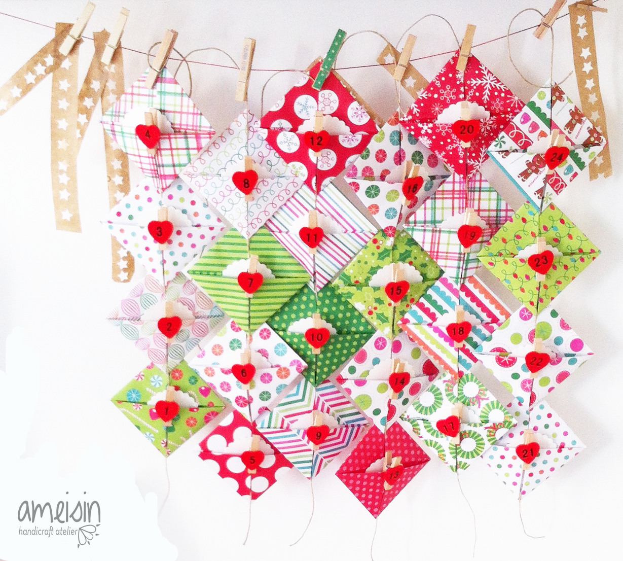 Advent Calendar by Ameisin Atelier