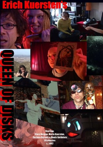ACIDEMIC FILMS: QUEEN OF DISKS (2007)