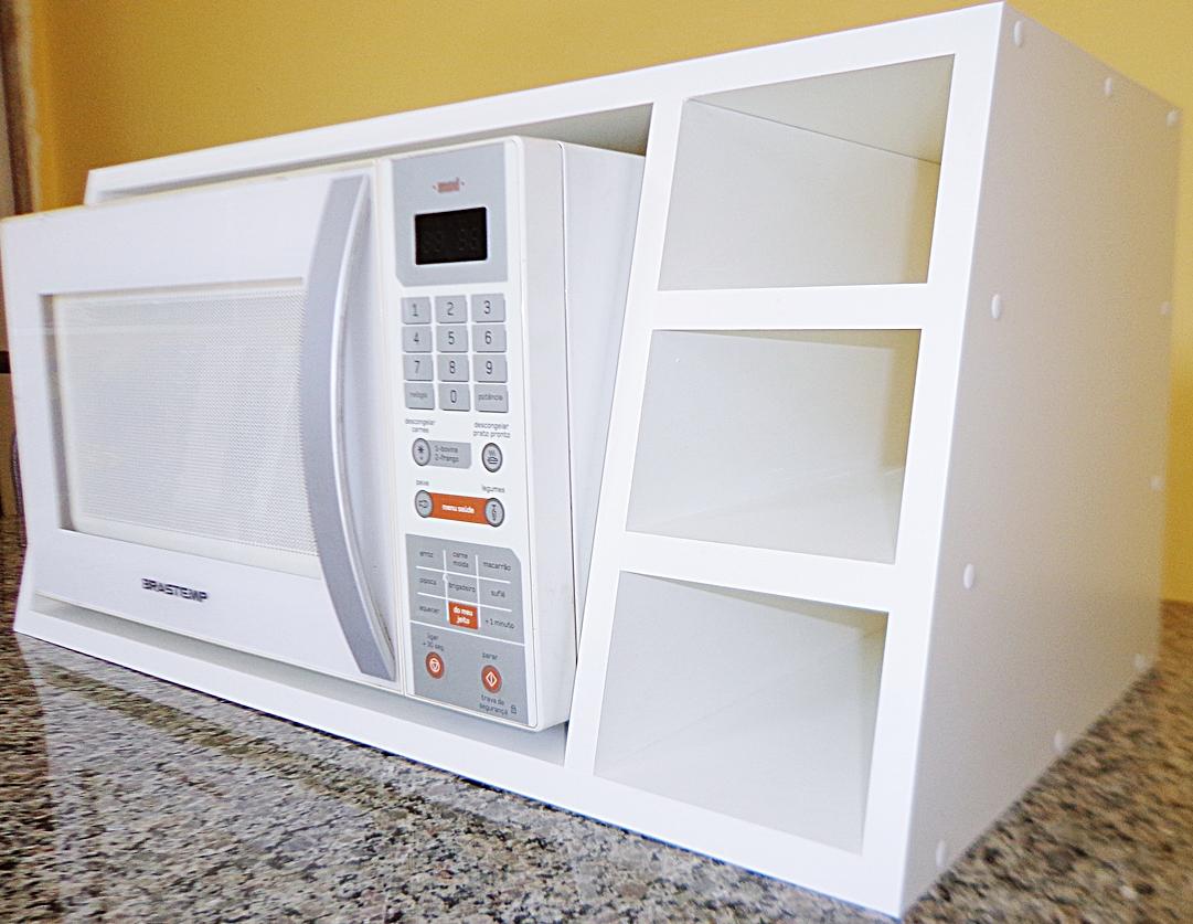 Armario de parede para microondas telasul - Armario para microondas ...