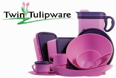 Bisnis Rumahan Twin Tulipware