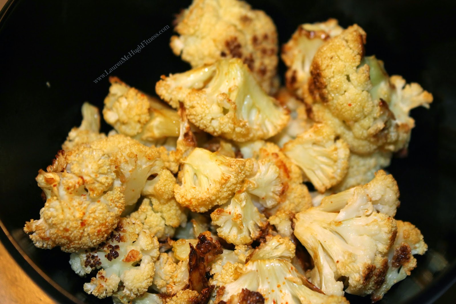 vegan cauliflower recipe