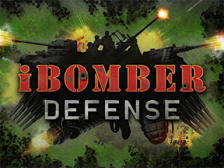 Screenshots of the iBomber: Defense game for iPhone, iPad or iPod.