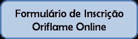 Inscrição Oriflame Online