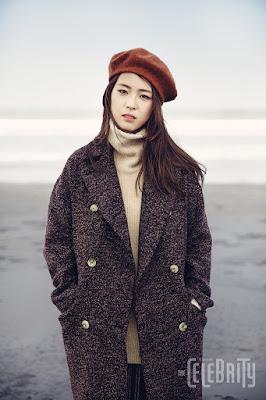 Lee Yeon Hee - The Celebrity November 2015