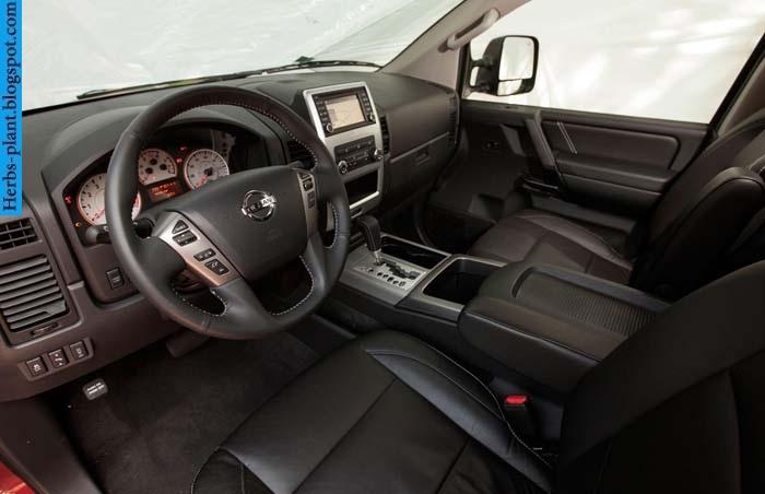 Nissan titan car 2013 interior - صور سيارة نيسان تيتان 2013 من الداخل