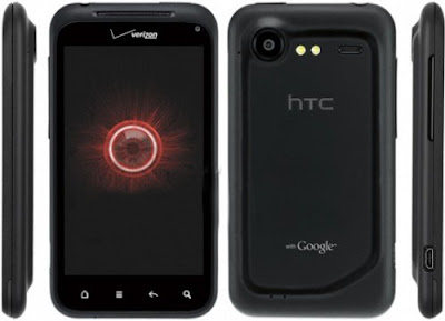 new HTC Droid Incredible 2
