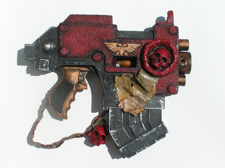 Arts + Crafts: Warhammer Lanard Shell Shock X-6