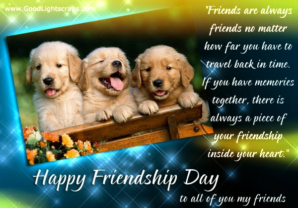 Awesome  Happy Friendship Day Cards
