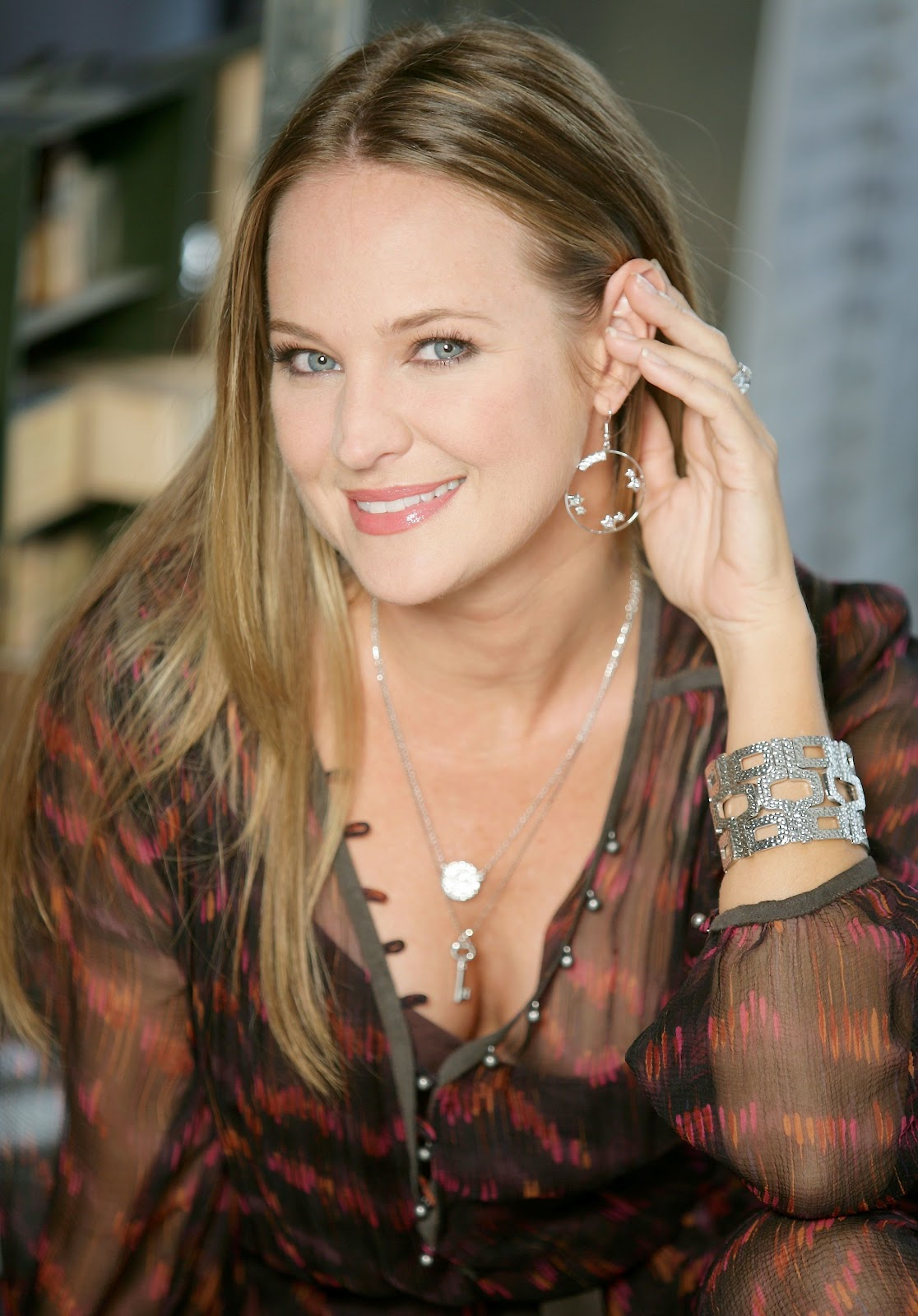 Sharon Case Pomp Sharon Case is Not Only a