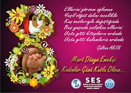 8 Mart Dünya Emekçi Kadınlar Günü Kutlu Olsun ...