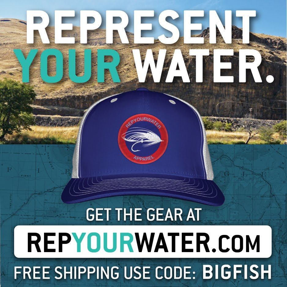 Rep Your Water