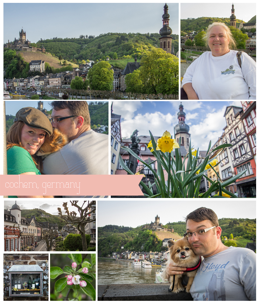 Day trips from Rheinland Pfalz: Cochem, Germany