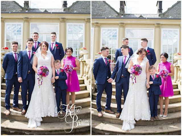 woodhill hall, northumberland wedding venue, woodhill hall wedding photographs, woodland wedding, otterburn wedding, katie byram photography,