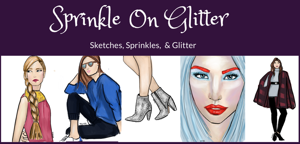 Sprinkle On Glitter
