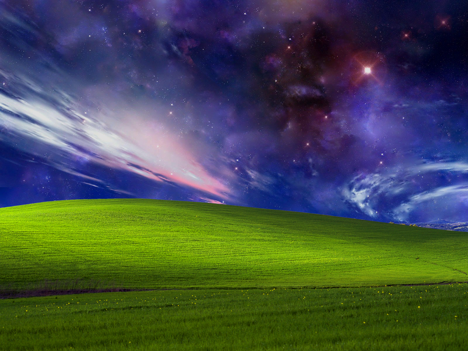 Wallpapers house windows xp wallpapers letest for Sfondi infinity