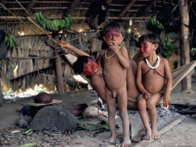 South American Tribal Women -brazil-south-america.jpg