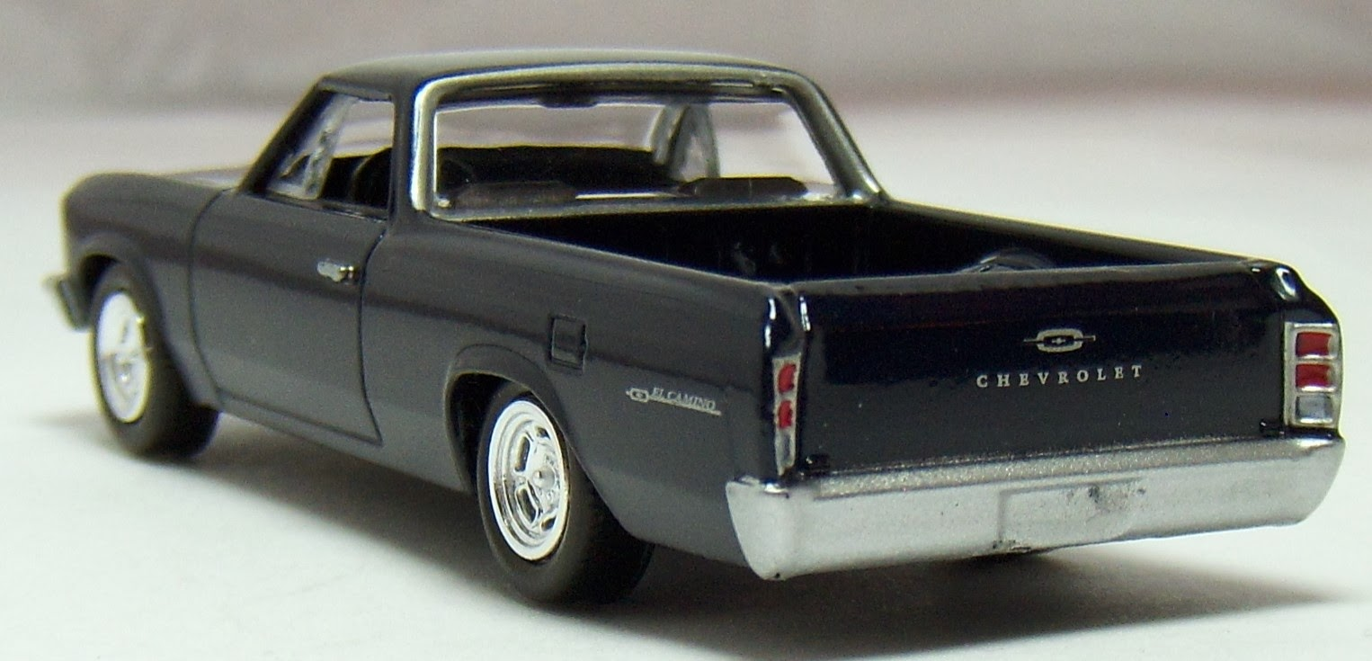 Auto World 1966 Chevrolet El Camino Two Lane Desktop Will Fill Those Voids With The And Later On 1967