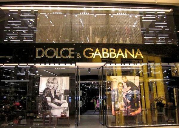 Dolce & Gabbana em Miami e Orlando