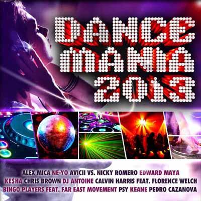 Baixar CD CAPA V.A   Dance Mania (2013)