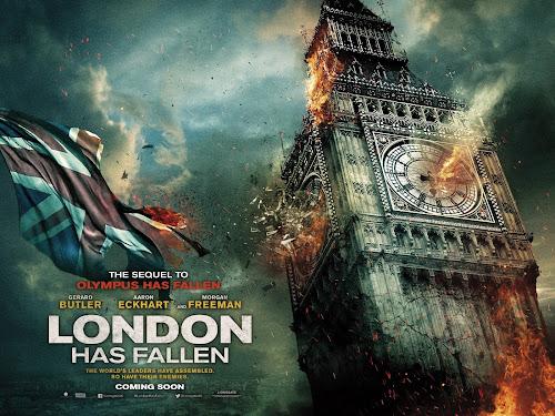 ตัวอย่างหนังใหม่ : London Has Fallen (ซับไทย)  banner