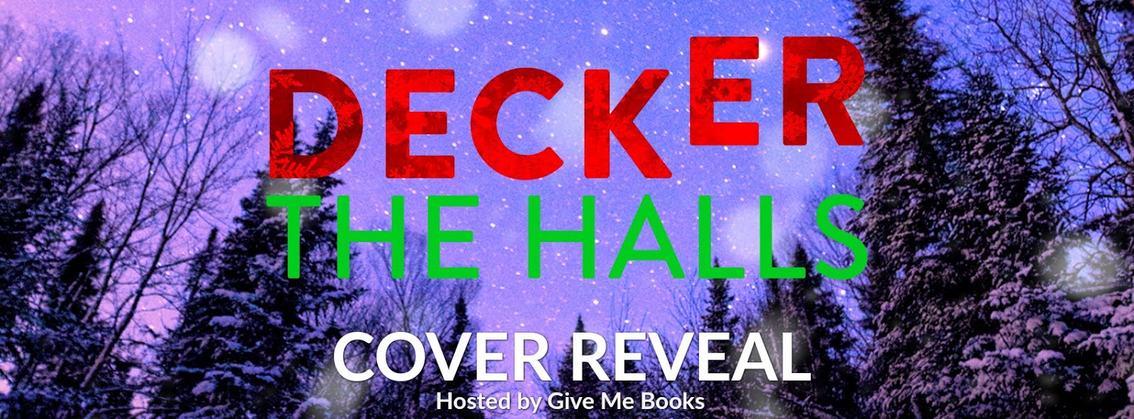 Decker The Halls Cover Reveal