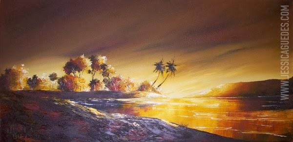Pintura a óleo - Quadro criado em 2008 por Jéssica Guedes. Já vendido