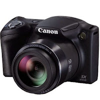 Buy  Canon SX410 IS Point & Shoot Camera (Black)  Rs. 10072 only at Paytm
