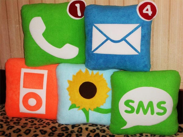 Little Submarine 10 Geeky Pillow Designs