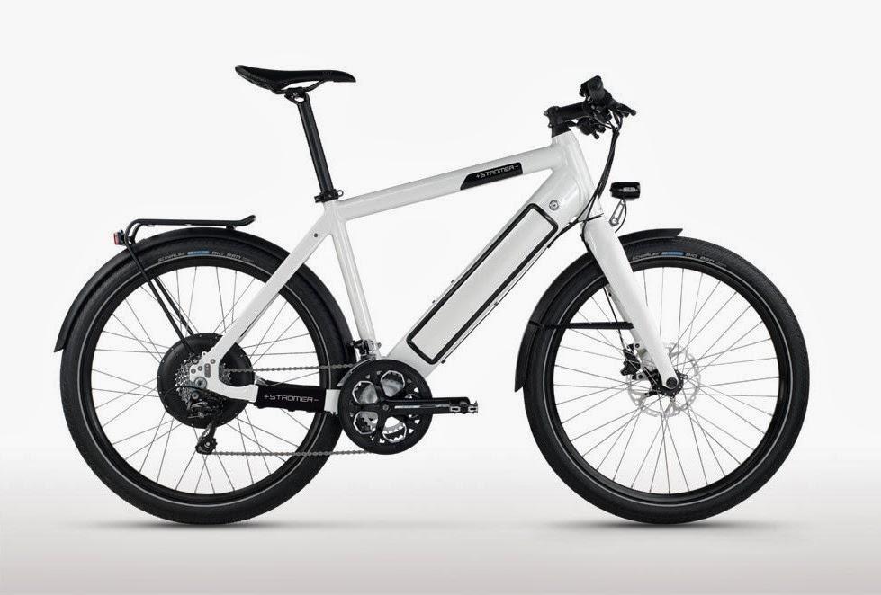 Precision Bikes Stromer St1