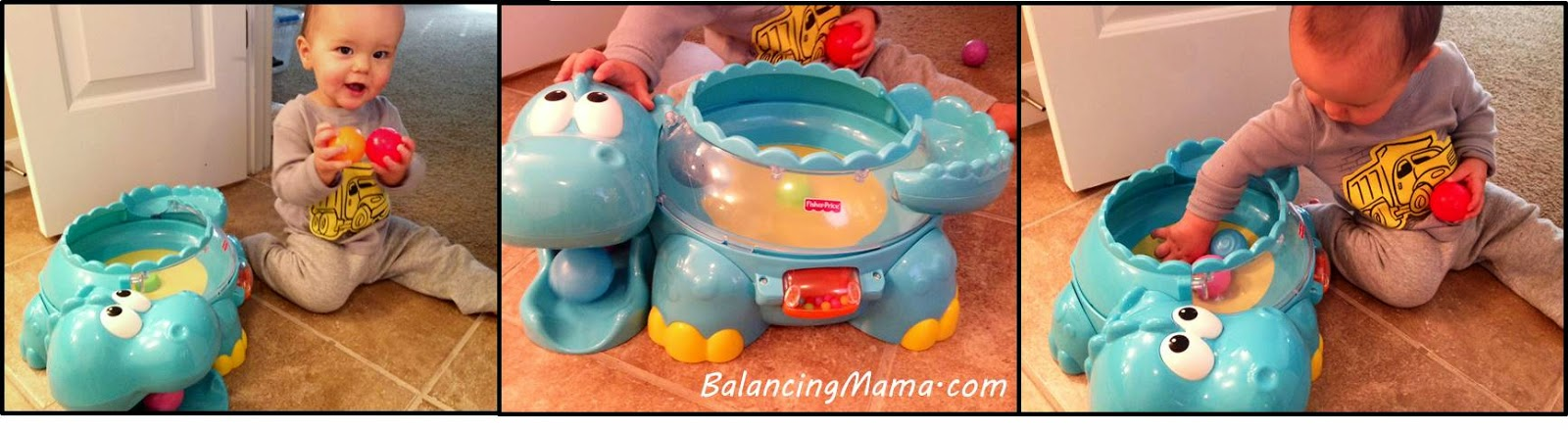 18 Month Old Toys For A Ball : From balancingmama baby boy s current favorite toys