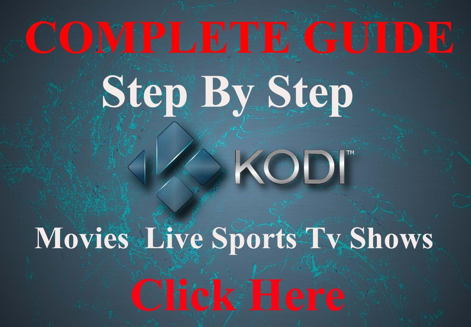 Kodi Complete Guide