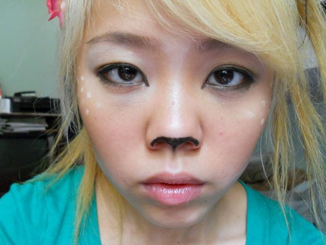 Fawn Makeup Tutorial