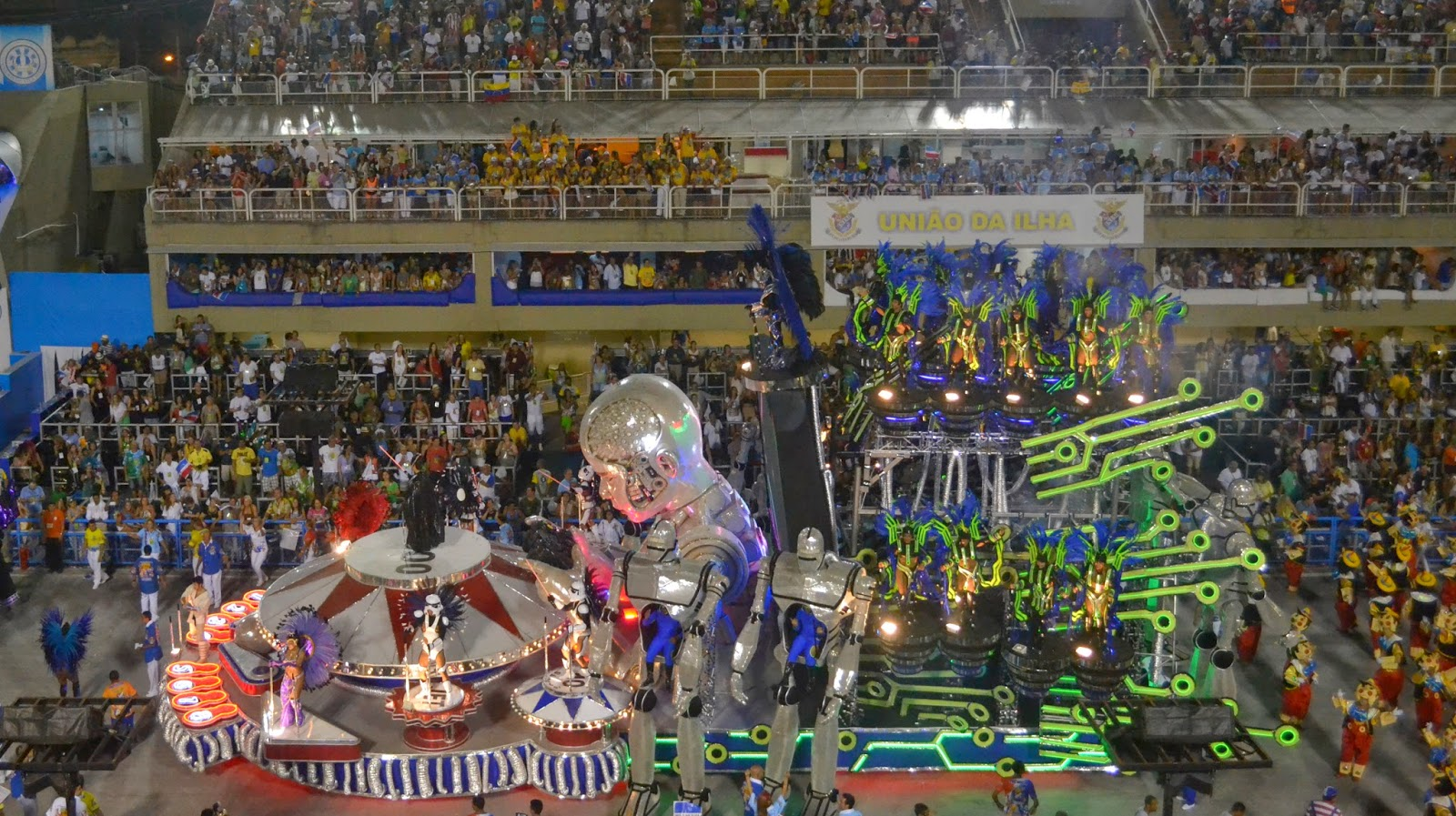rio de janeiro carnival 2014 brazil